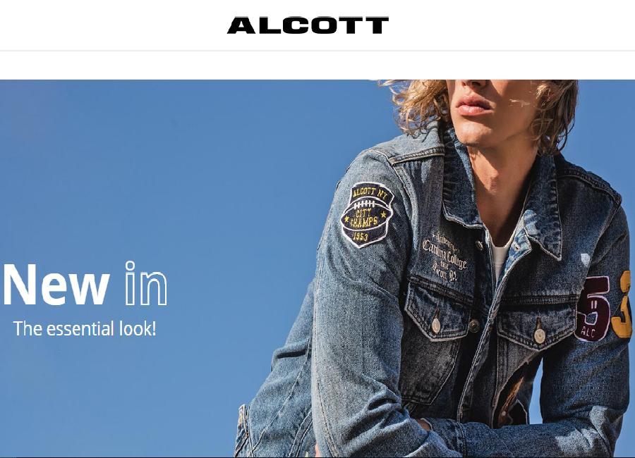 Alcott...
